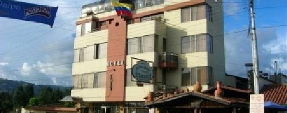 Fachada Fuente hotelfaninypaipa com